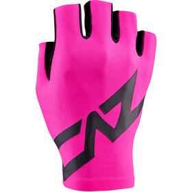 Supacaz SupaG Krótkie rękawiczki rowerowe, czarny/różowy